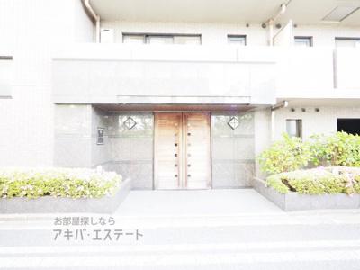 【エントランス】ルーブル学芸大学五番館