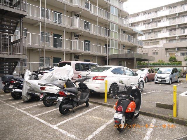 【駐車場】志村サンハイツ