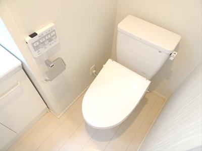【トイレ】THE ROOMS' 渋谷本町