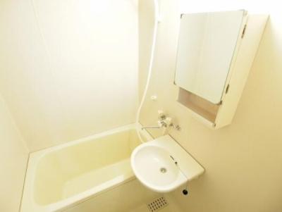 【浴室】FLAT FIVE
