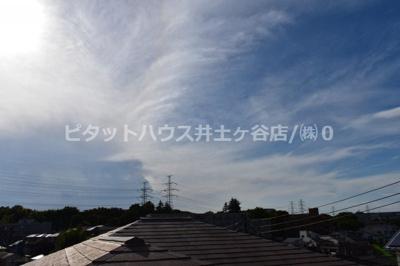 【展望】下永谷 貸家