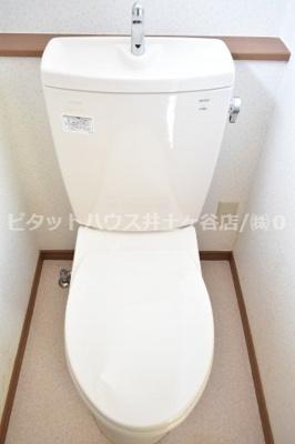 【トイレ】下永谷 貸家