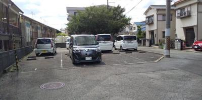 【外観】第2コーポネッカー駐車場