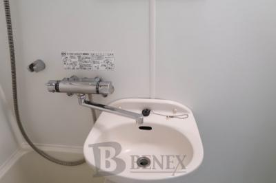 ヴェルト新宿夏目坂の洗面所です