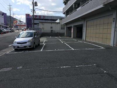 【駐車場】パラディアン一の宮