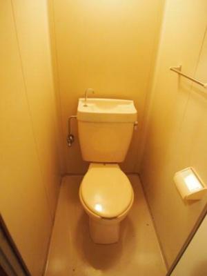 【トイレ】ハイツNAKAJIMA