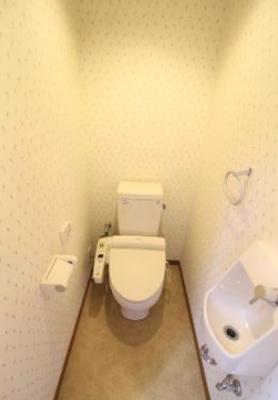 【トイレ】アルカディアタワーズ宮ノ陣5番館