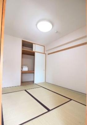【和室】アルカディアタワーズ宮ノ陣5番館