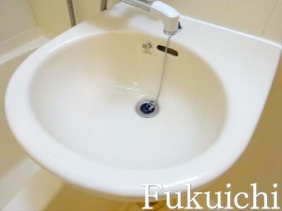 【洗面所】ルーブル学芸大学六番館