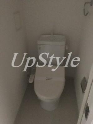 【トイレ】コンフォリア文京白山