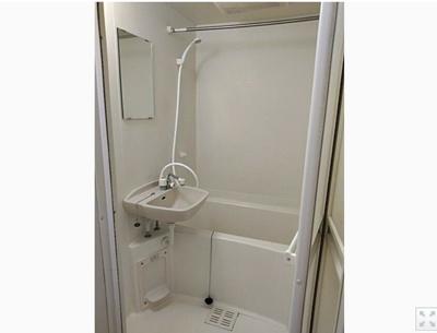 【浴室】コーポコナラ(コーポコナラ)