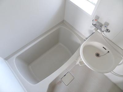 【浴室】コーポ羽根木