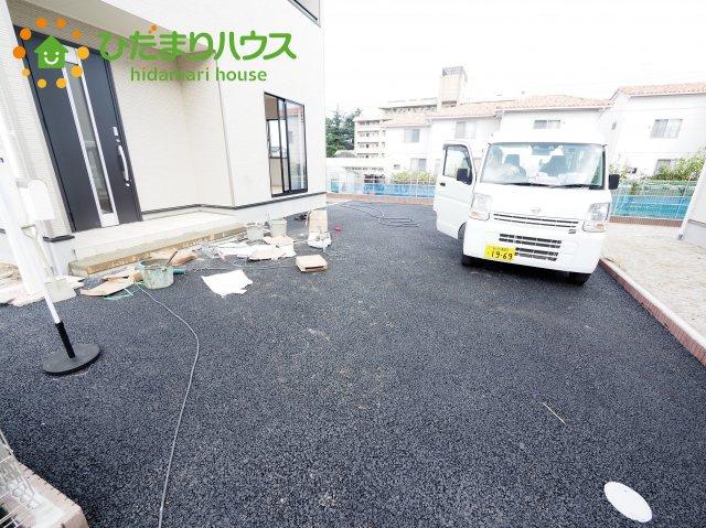 【駐車場】日立市東金沢町第4 新築戸建 3号棟