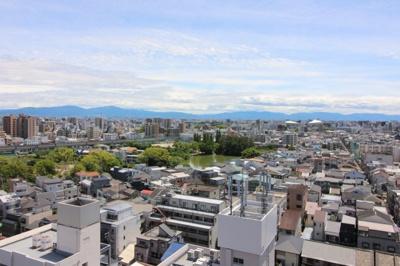 【展望】ファミール阿倍野昭和町