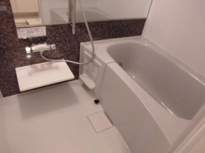 【浴室】メゾンフェリーチェおおたかの森