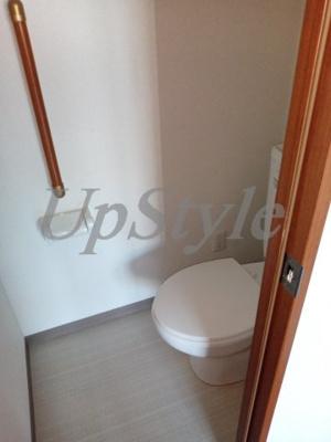 【トイレ】ラズベール入谷