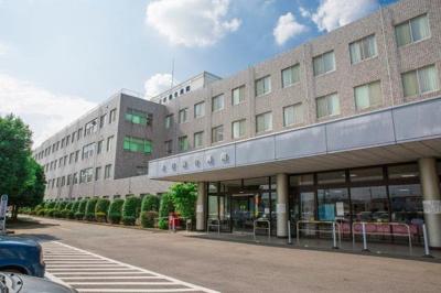 本庄総合病院まで2100m