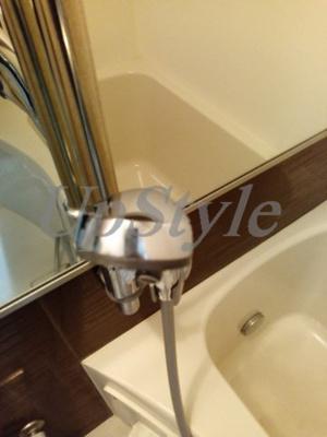 【浴室】チャルテ上野