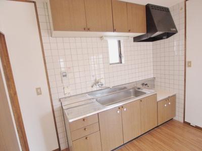 【キッチン】三宅第六アパート