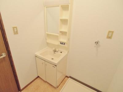 【洗面所】三宅第六アパート