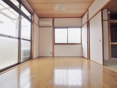 【寝室】三宅第六アパート