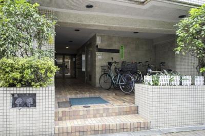 【エントランス】シティマンション上野