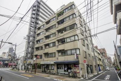 【外観】シティマンション上野