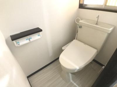 【トイレ】国立市西1丁目戸建て