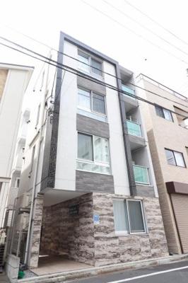 【外観パース】NESTAY INN TOKYO RYOGOKU