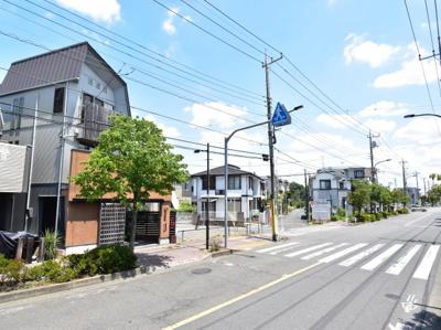 国立駅まで徒歩9分の立地は将来的な資産価値としても貴重。人気の中央線エリアで注目のデザイナーズ住宅。