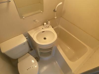 【浴室】千里セピアテラス