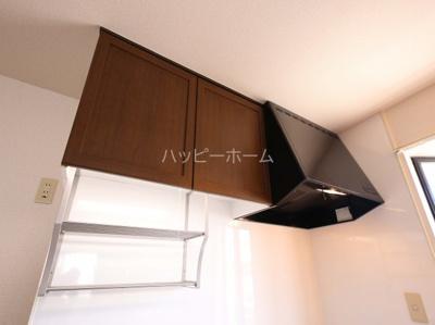 【キッチン】セジュールD棟