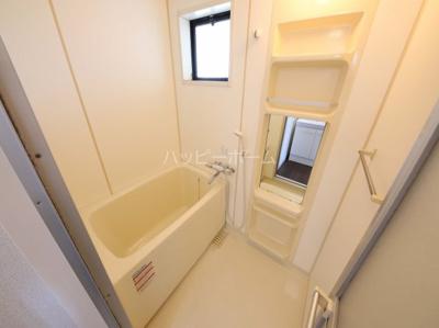 【浴室】セジュールD棟