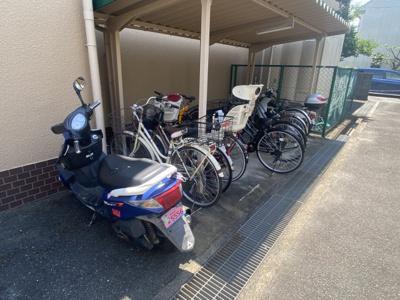【駐車場】メモリーハイツ