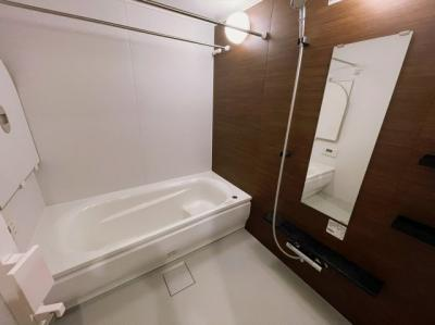 【浴室】プレイズ新金岡