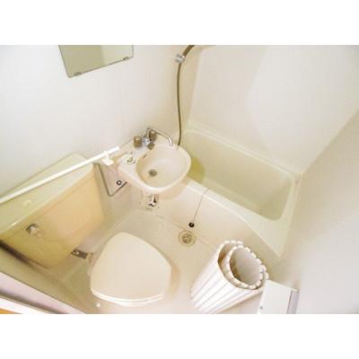 【浴室】北長野ハウジング