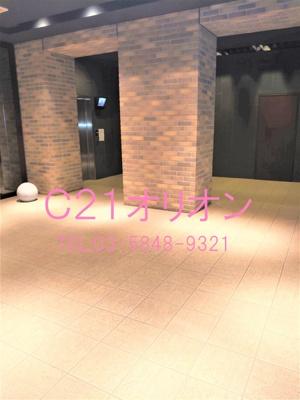 【エントランス】Due Nerima(ドゥーエネリマ)II