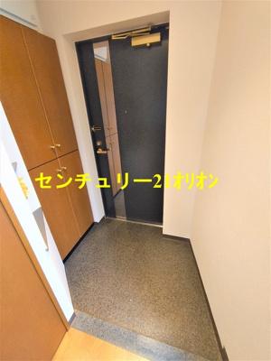 【玄関】トーシンフェニックス練馬(ネリマ)