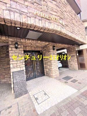 【エントランス】トーシンフェニックス練馬(ネリマ)