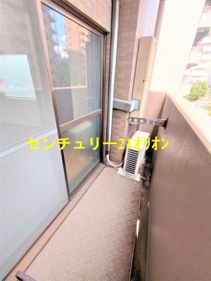 【バルコニー】トーシンフェニックス練馬(ネリマ)