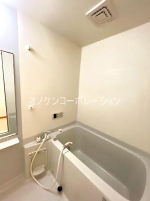 【浴室】ヴィラ・ポポラーレⅡ