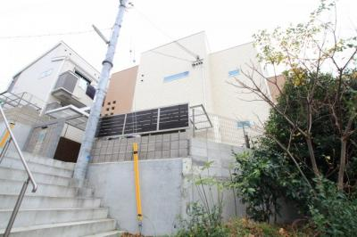 【外観】Riso+miraieジェームス山WEST