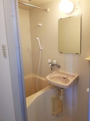 【浴室】エクセリア東北沢