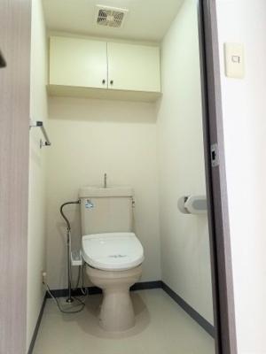 【トイレ】エクセリア東北沢