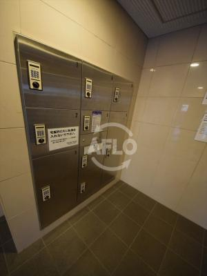 レインボーコートパートⅢ 宅配BOX
