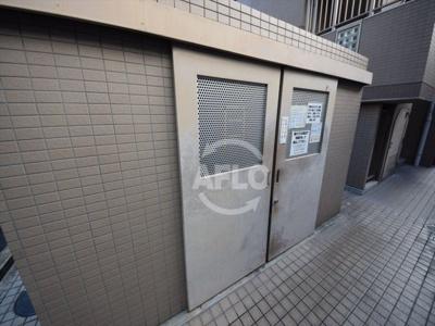 レインボーコートパートⅢ ゴミ置き場