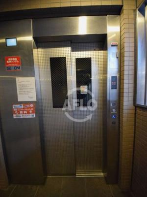 レインボーコートパートⅢ エレベーター