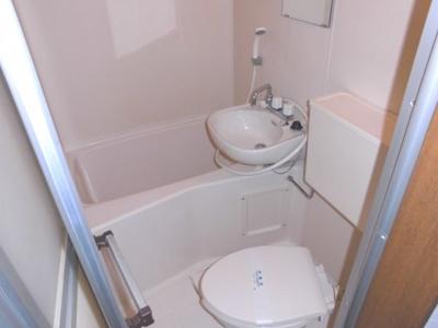 【浴室】ハイツマモル