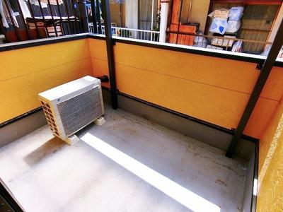 【バルコニー】堺区香ヶ丘2丁テラスハウス