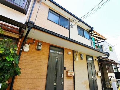 【外観】堺区香ヶ丘2丁テラスハウス
